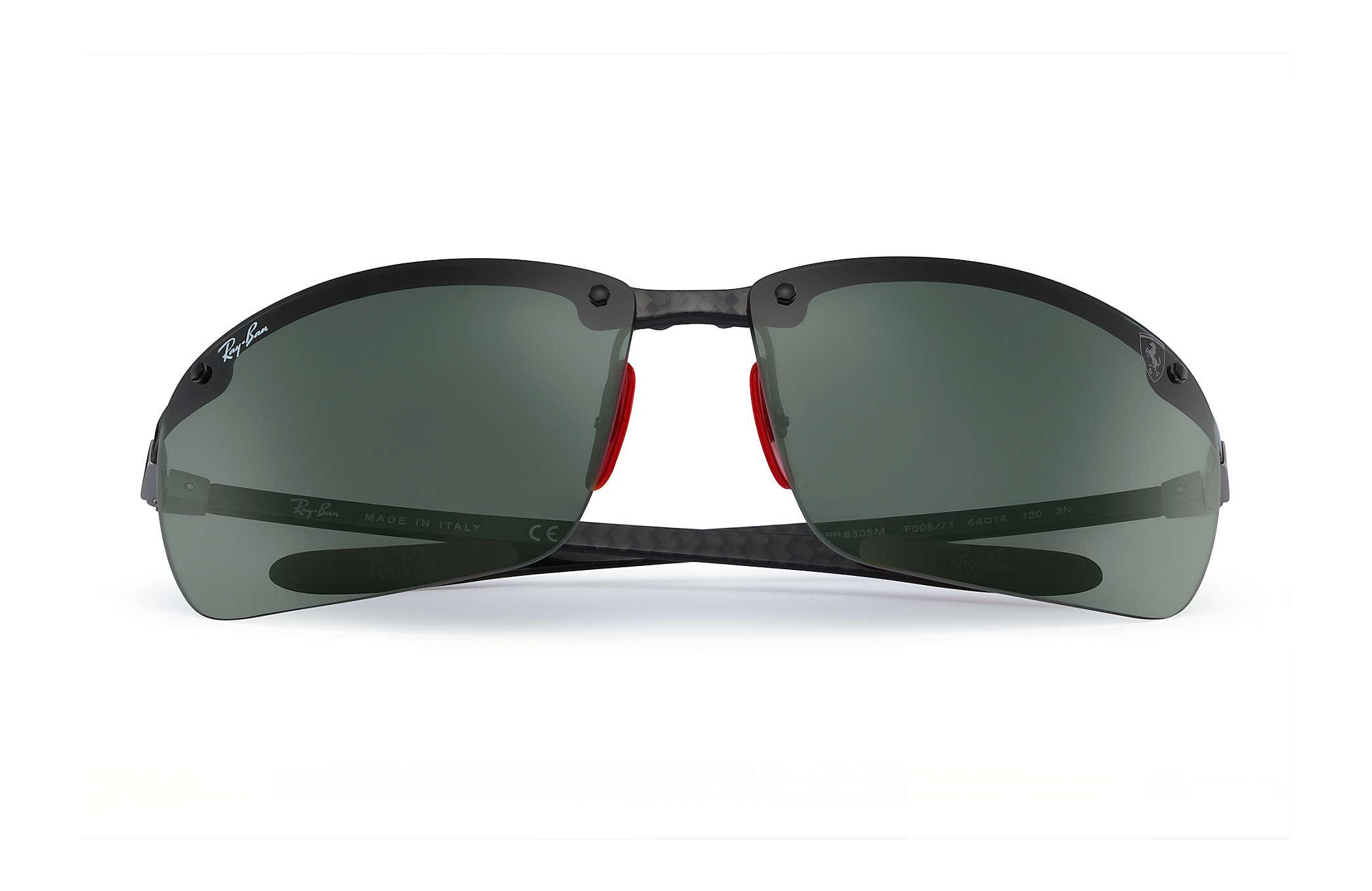 1f75fc3609b Ray-Ban - Black Rb8305m Scuderia Ferrari Collection for Men - Lyst. View  fullscreen