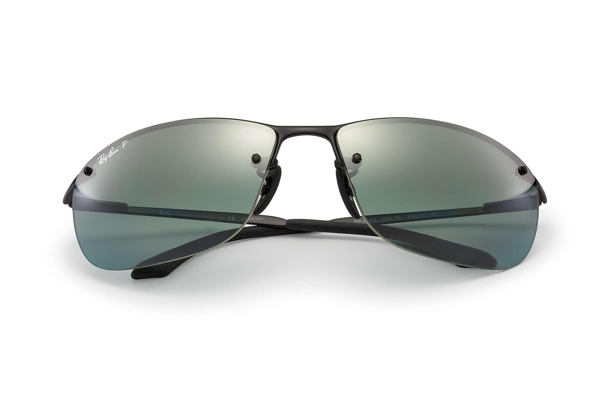 e0a1053bfd2 Ray-Ban Rb3542 Chromance in Gray for Men - Lyst