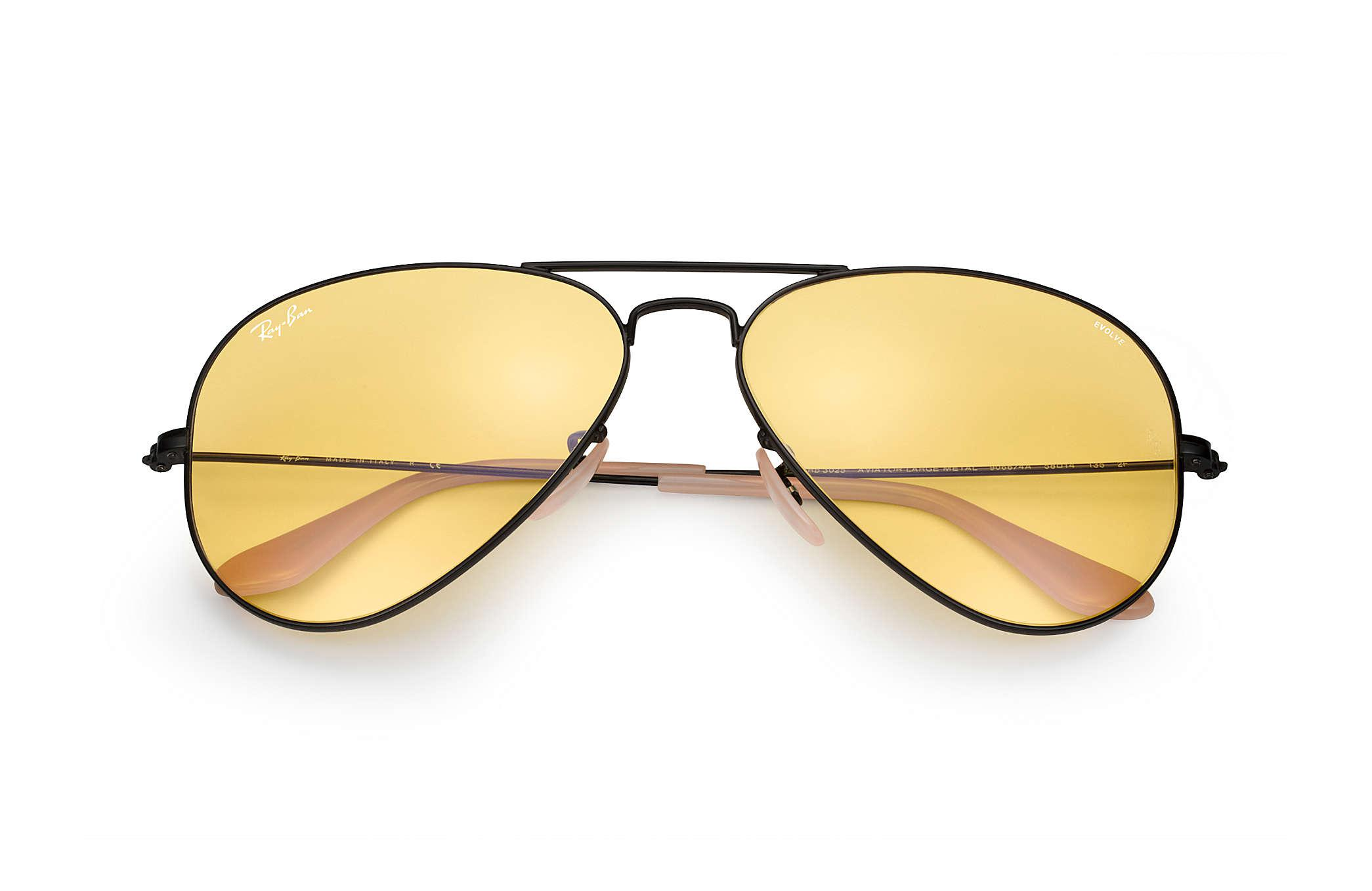76c98578c9c Ray-Ban - Multicolor Aviator Evolve for Men - Lyst. View fullscreen
