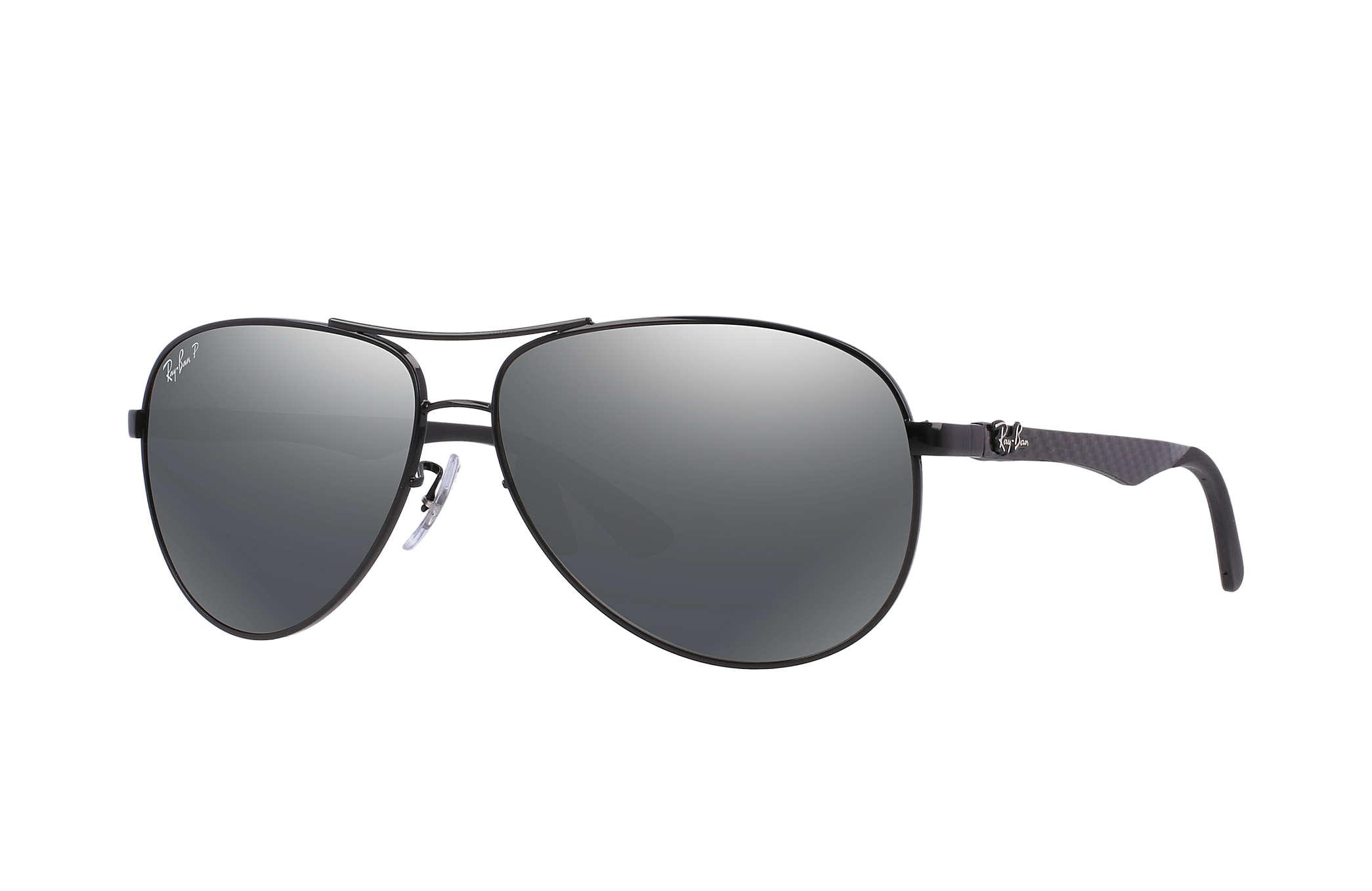 0030bc6470e Ray-Ban Rb8313 in Gray for Men - Lyst