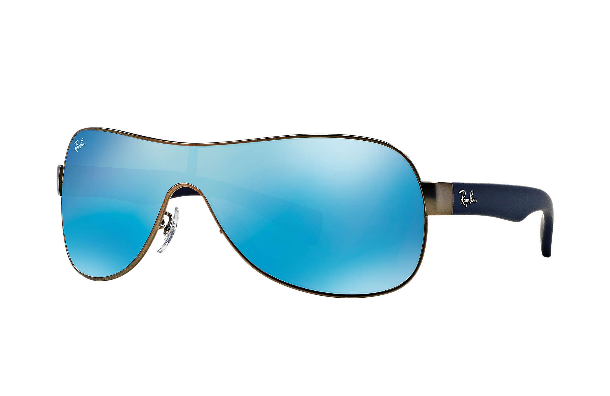 a315d8d774a Ray-Ban Rb3471 in Blue for Men - Lyst