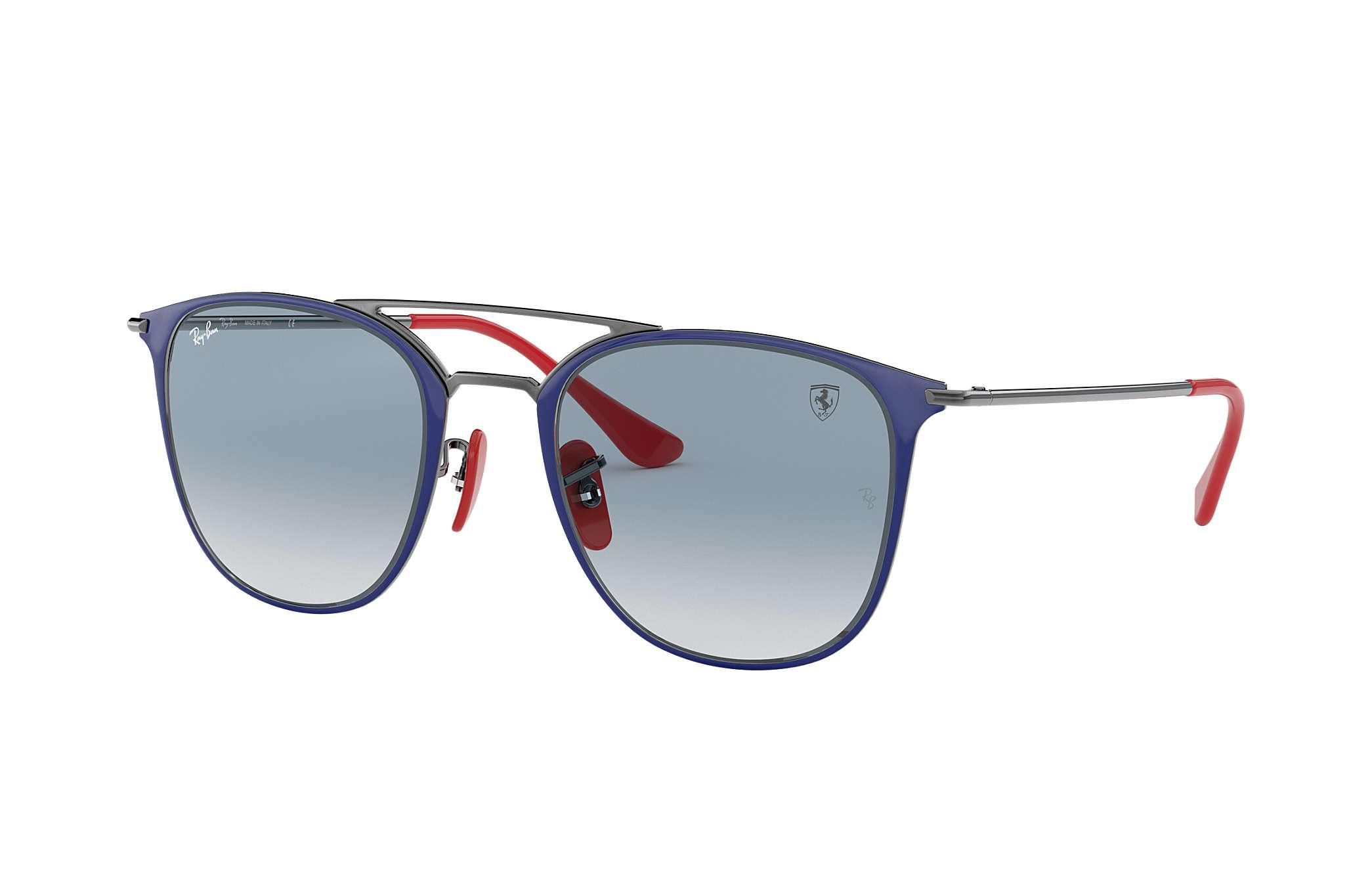 1eceefb69b7 Lyst - Ray-Ban Scuderia Ferrari Collection Rb3601m in Blue for Men