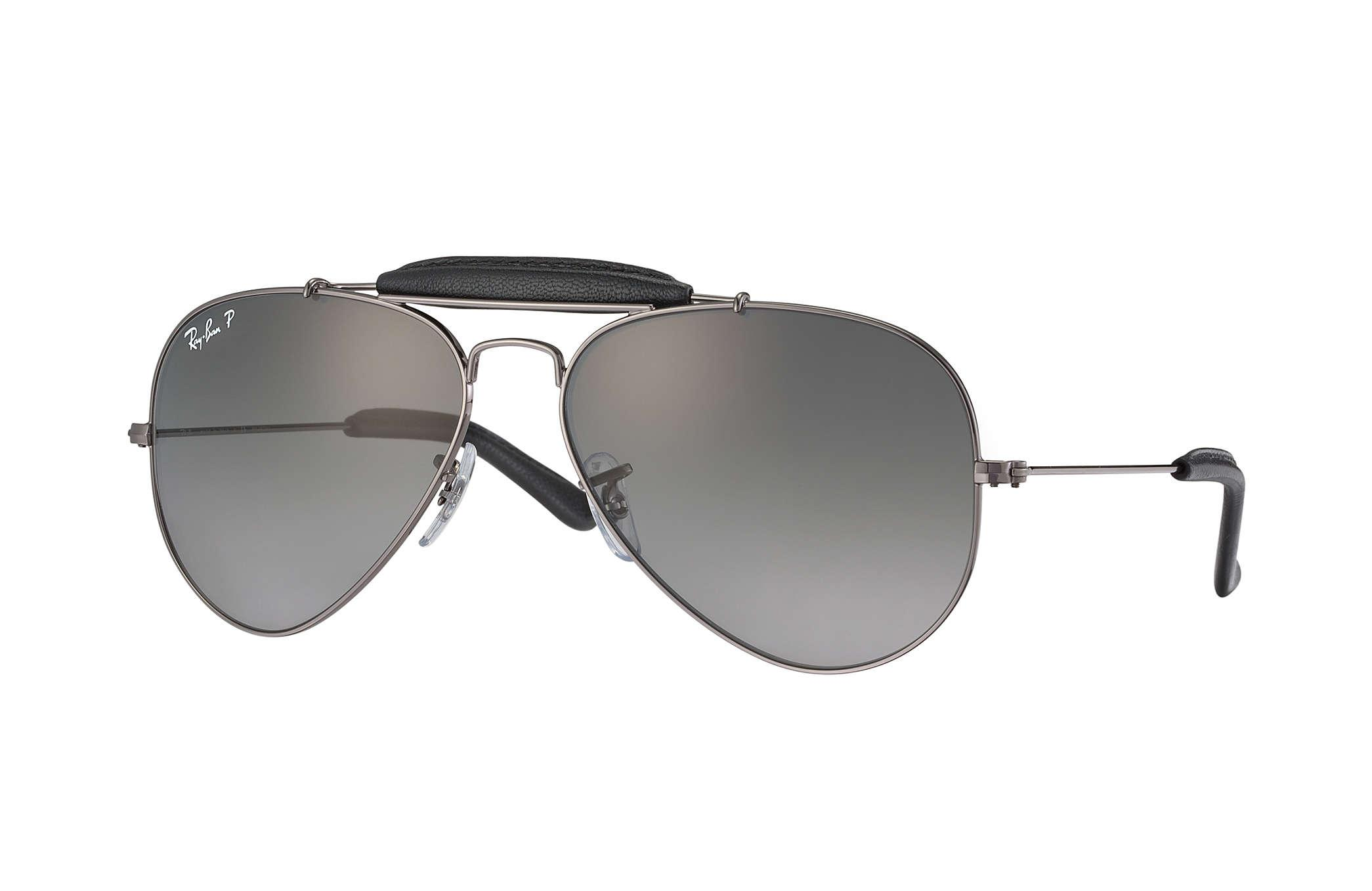 9c5748d95ef Ray-Ban Outdoorsman Craft At Collection in Gray for Men - Lyst