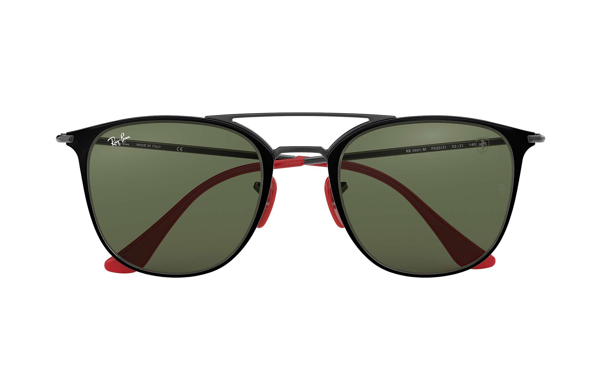 427124fa10 Lyst - Ray-Ban Scuderia Ferrari Collection Rb3601m Gunmetal
