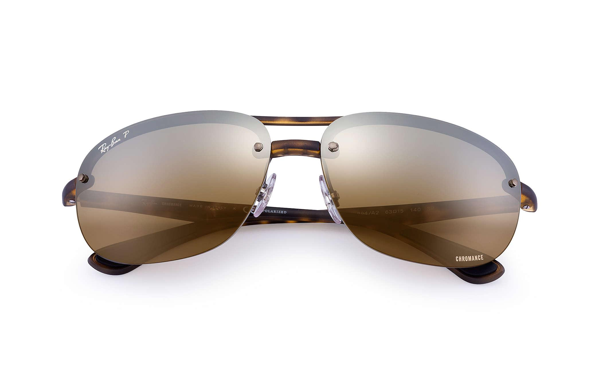 b297d05b14 Ray-Ban - Brown Rb4275 Chromance for Men - Lyst. View fullscreen