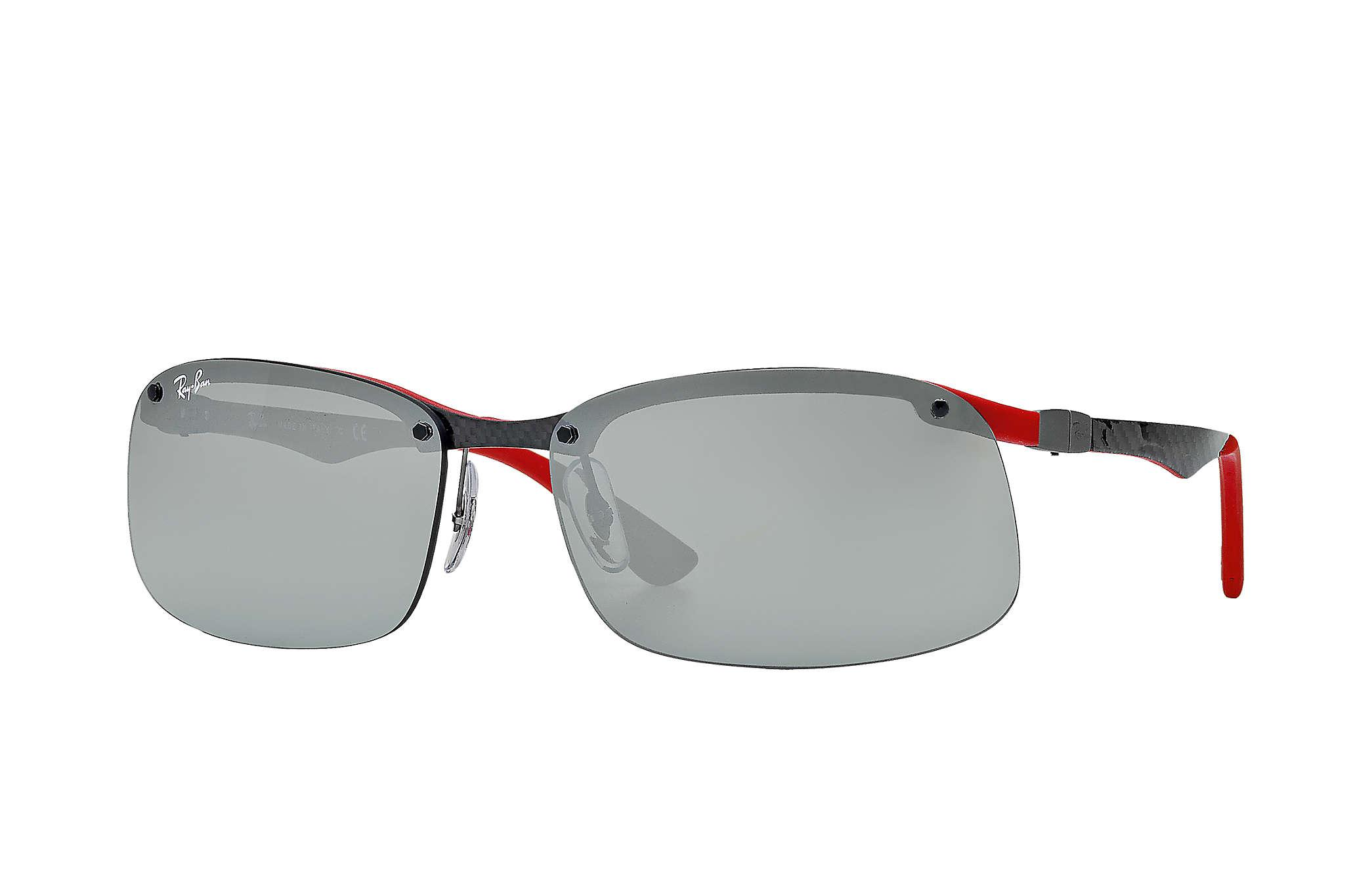 e21233cc11f Lyst - Ray-Ban Rb8314 in Gray for Men