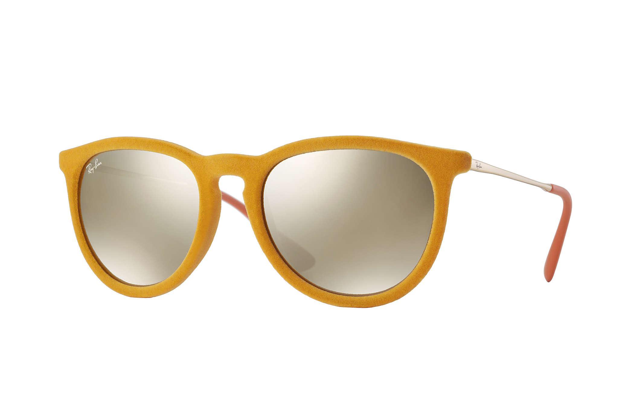 3beae6d721805 ray ban erika yellow