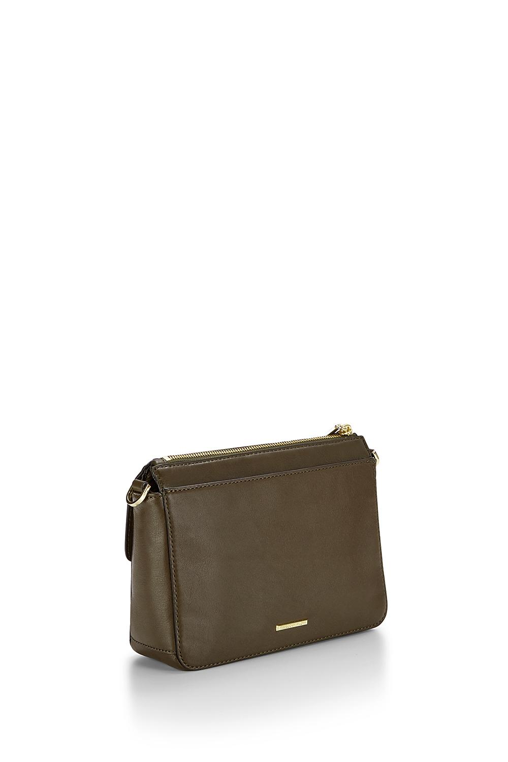 ba76ca546 Lyst - Rebecca Minkoff Laurie Crossbody in Green