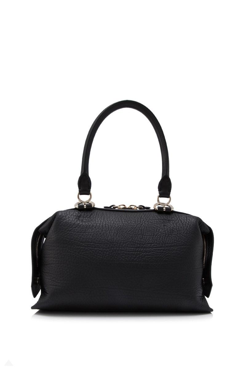 e16b1396bab9 Lyst - Givenchy Small Sway Bag in Black