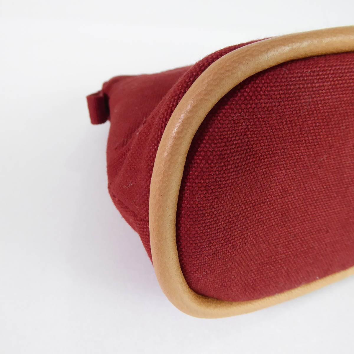 329468094d49 Lyst - Hermès Bolide Wallet in Red