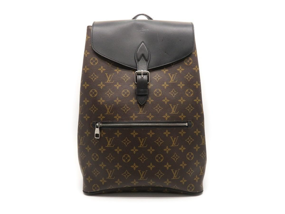 4bbe1c3ad4ae Louis Vuitton Monogram Canvas Palk Backpack Brown 0107 in Brown - Lyst