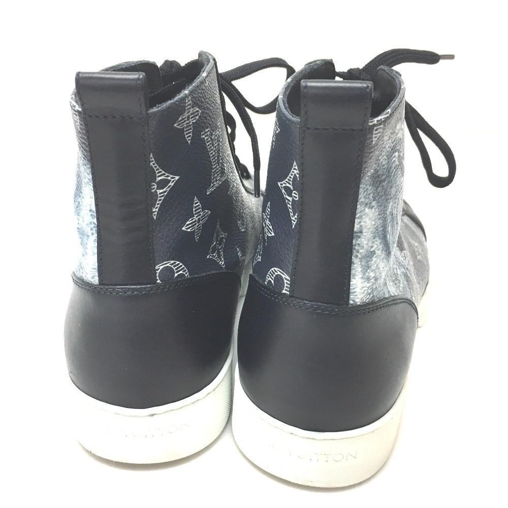 c69de207ebc7 Lyst - Louis Vuitton Match-up Line Sneaker Boots Men s Shoes Size6 ...