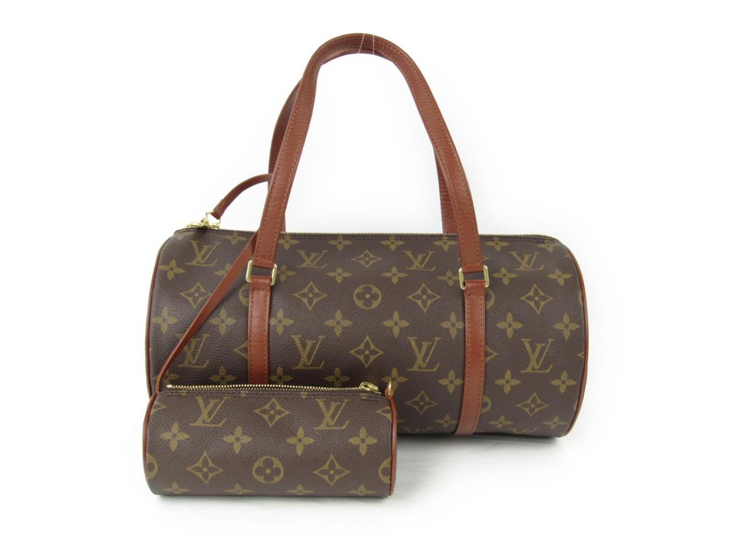 Vine And Pre Owned Louis Vuitton Whatgoesaroundnyc. Old Style Louis Vuitton  Handbags 490b9566dd465