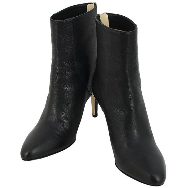 cbdb7c38c453 Jimmy Choo - Ankle Bootie Calf-leather Black 38 Size Boots Women - Lyst.  View fullscreen