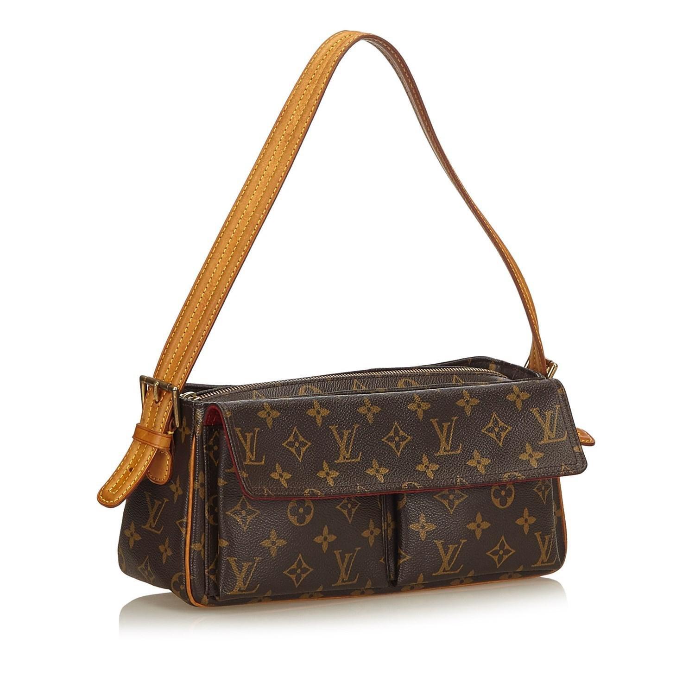 Louis Vuitton - Natural Monogram Viva Cite Mm - Lyst. View fullscreen ee96abdd6c