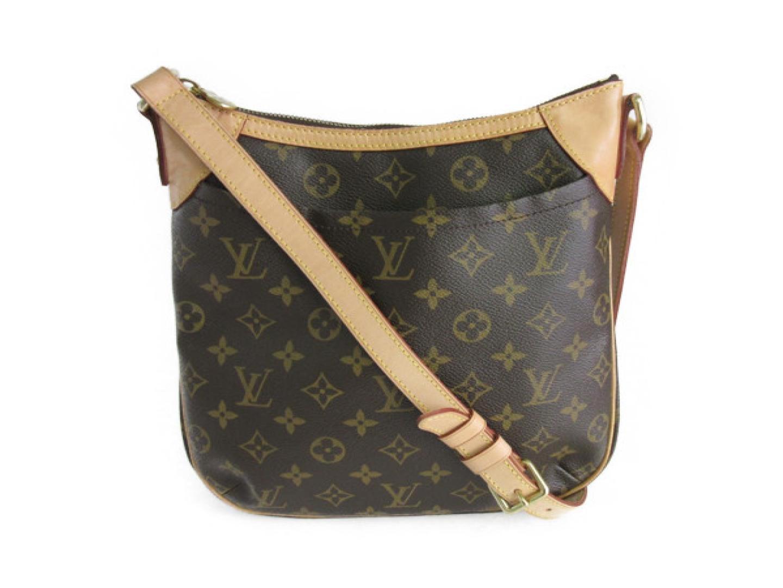 4c543c36d Louis Vuitton - Brown Odeon Pm Crossbody Shoulder Bag M 56390 Monogram  Canvas - Lyst
