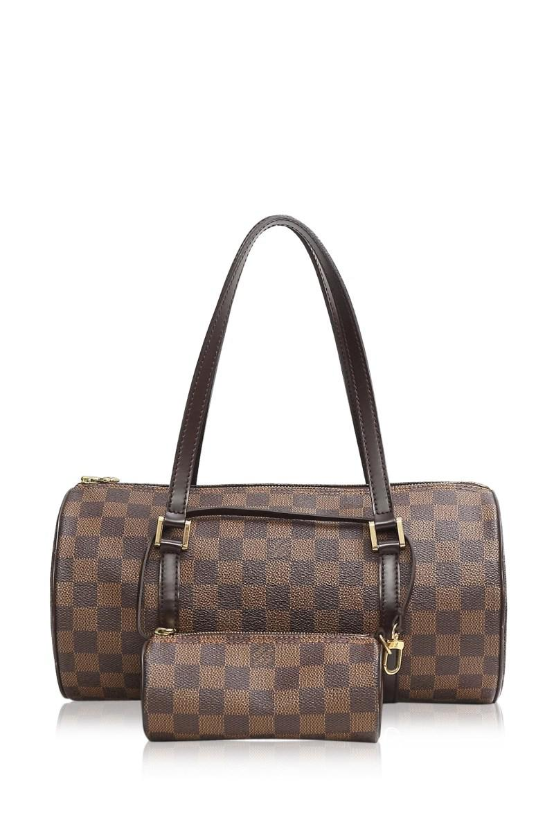 83b37530a0da Lyst - Louis Vuitton Authentic Papillon Gm Hand Shoulder Bag N51303 ...