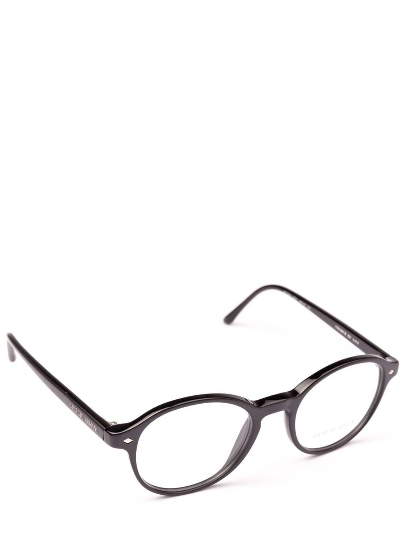 843c040d2e3 Lyst - Giorgio Armani Men s Ar70045001 Black Acetate Glasses in ...