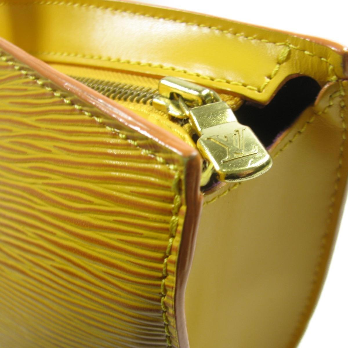 1f892e57fadc Louis Vuitton - Auth Saint Jacques Handbag M52269 Epi Leather Tassili Yellow  Used - Lyst