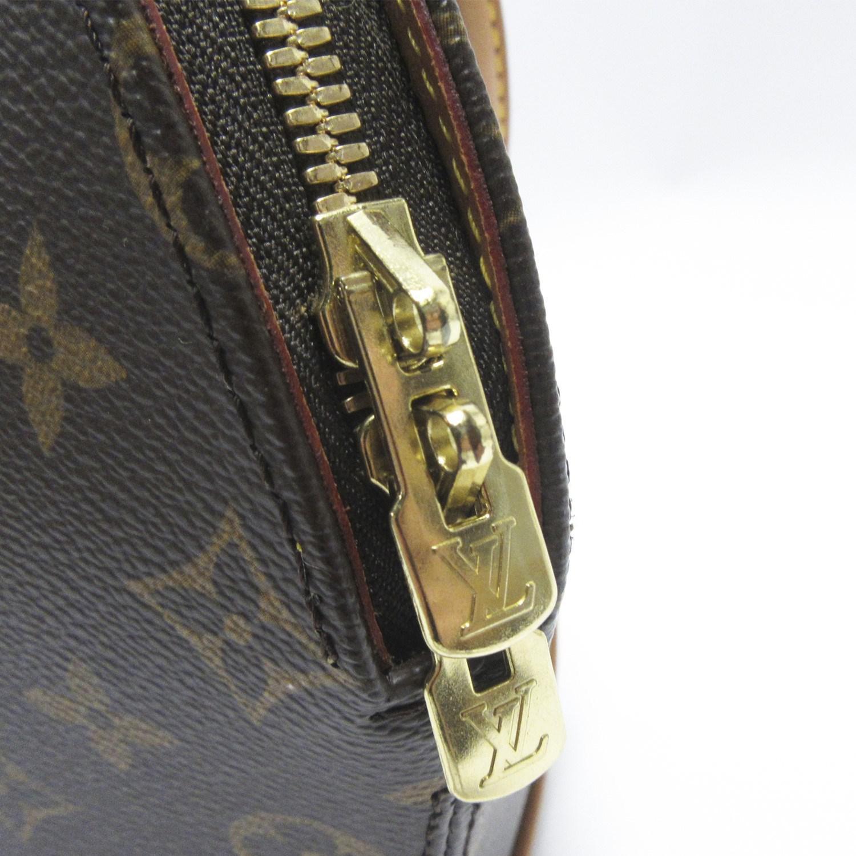 3e6a0b72cd4 Lyst - Louis Vuitton Auth Monogram Ellipse Pm Hand Tote Bag M51127 ...