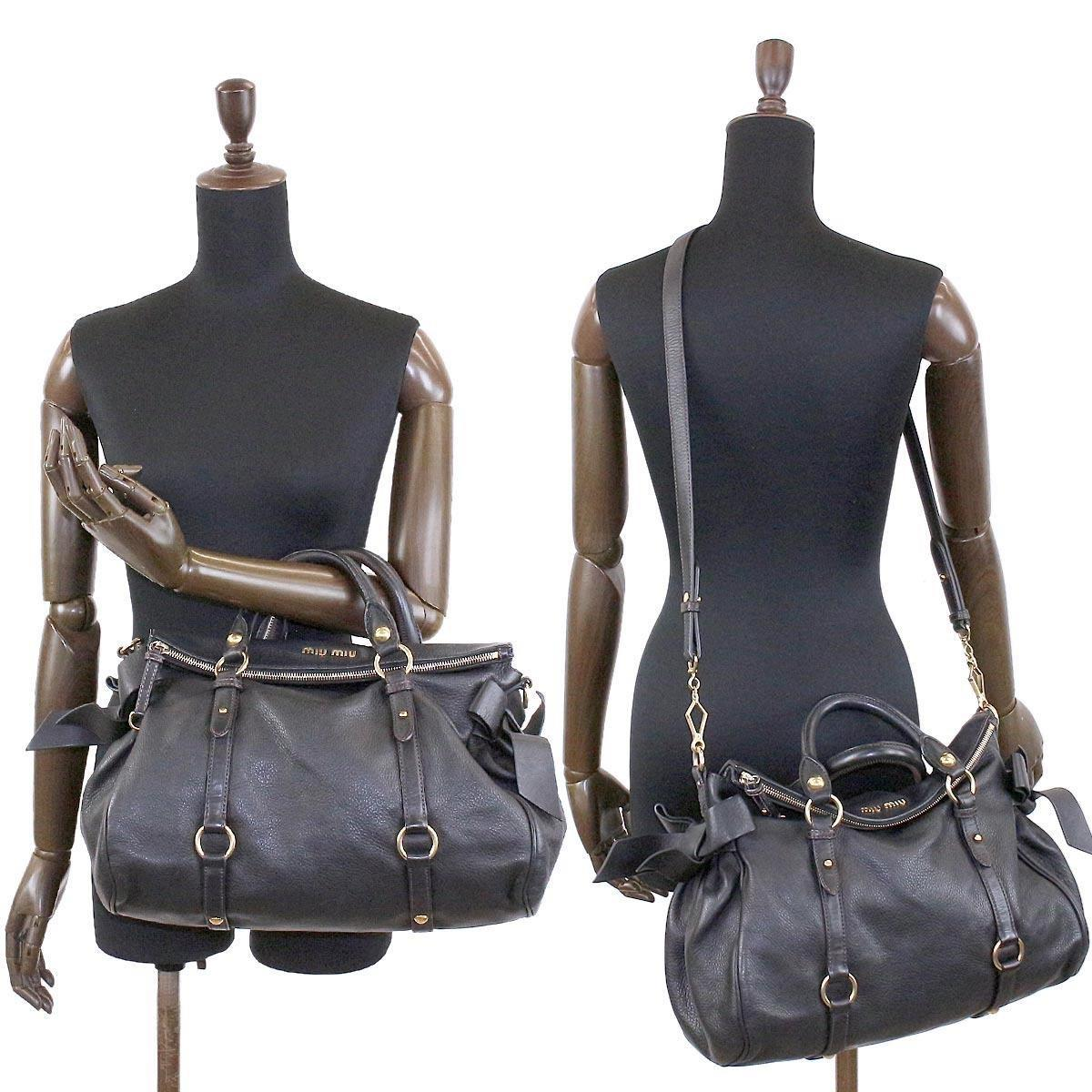 2b7d1494631 Gallery. Previously sold at  Reebonz · Women s Box Bags Women s Miu Miu  Shoulder ...
