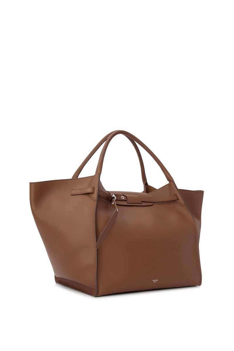Céline - Brown Medium Big Bag - Lyst. View fullscreen c5565797528ad