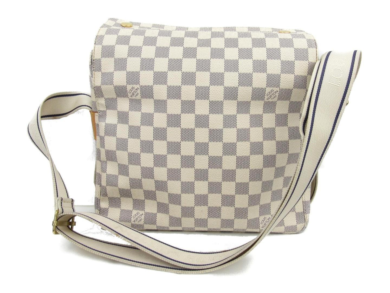 5a71e2be4c35 Lyst - Louis Vuitton Auth Naviglio Shoulder Messenger Bag N51189 ...
