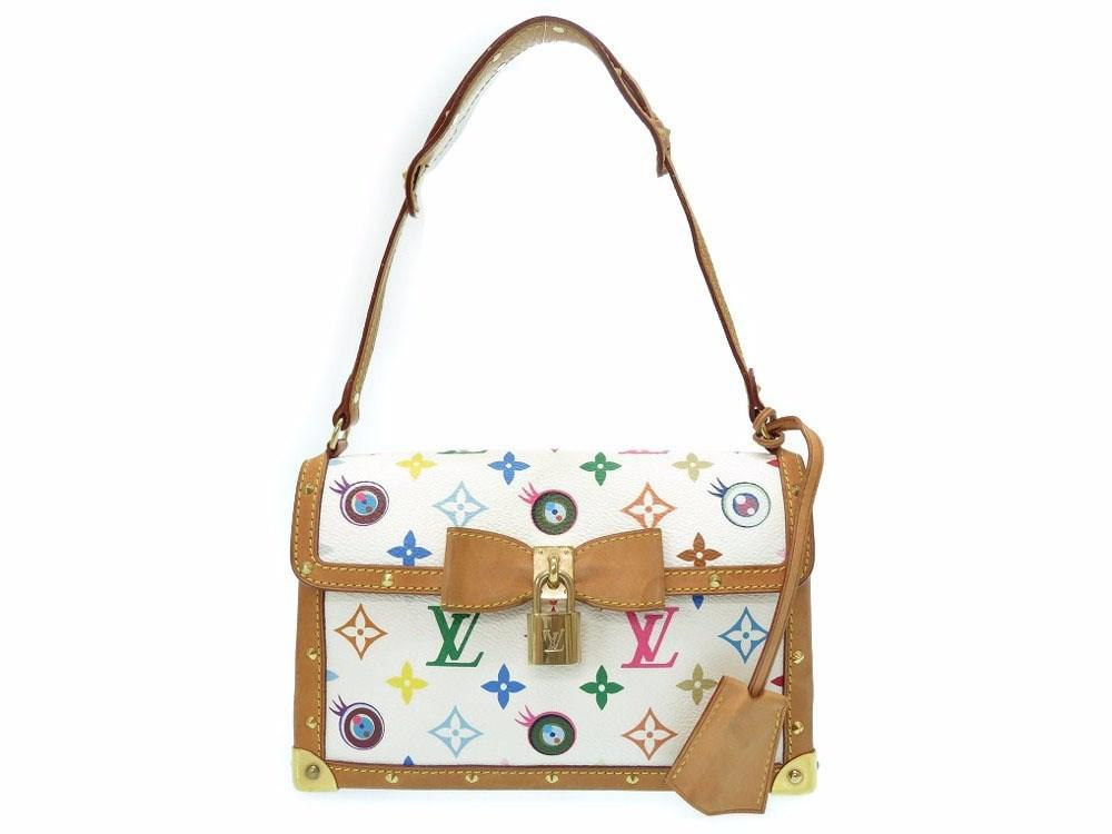 587c79eb48bf Gallery. Previously sold at  Reebonz · Women s Louis Vuitton Multicolore  Women s Circle Bags ...