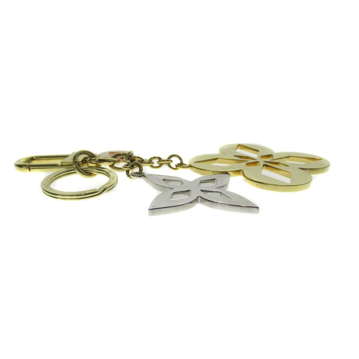 3ce3a5afd0d Lyst - Louis Vuitton Metallic Key Ring M00002 Bag Charm · Maltage ...