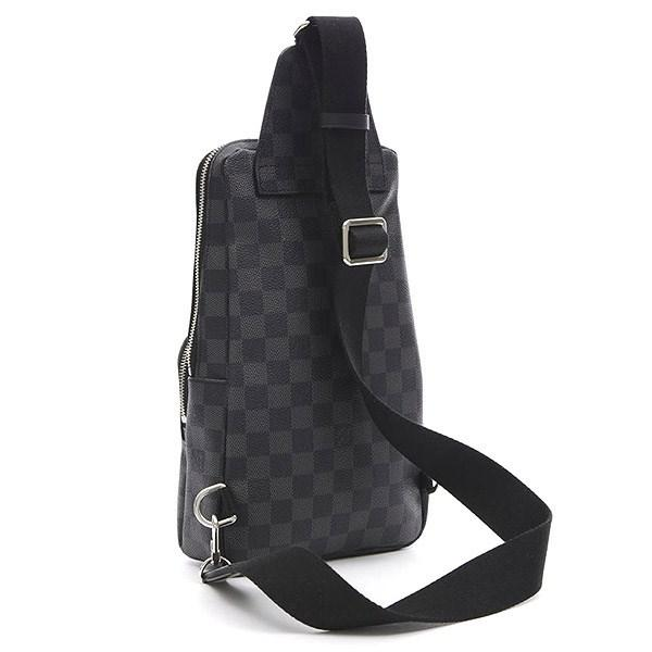 852ffad5d Louis Vuitton Damier Graphite Avenue Sling Body Body Bag N41719 in ...
