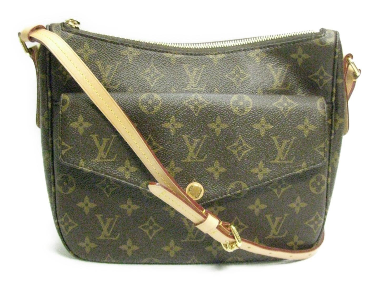 50243be30b32 Lyst - Louis Vuitton Mabillon Shoulder Bag Monogram Canvas Monogram ...