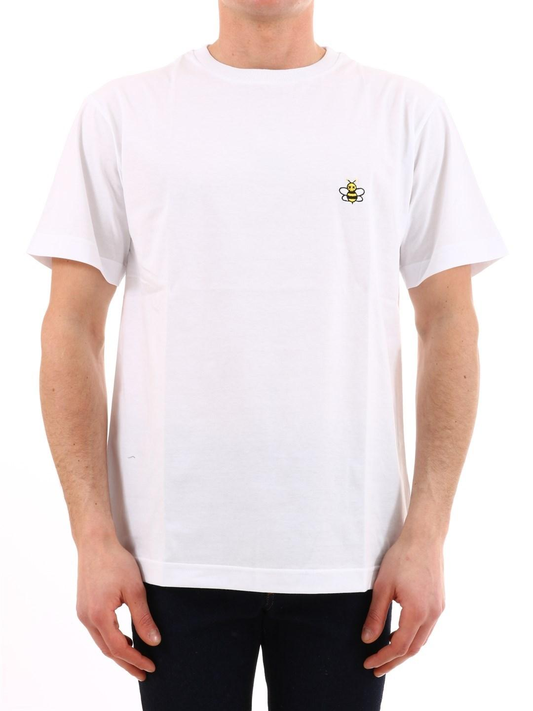 ffb96019 Lyst - Dior Homme T-shirt White in White for Men