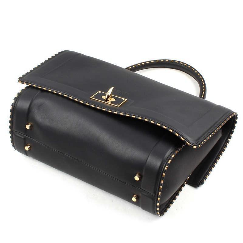 Givenchy - Black Shark Small Shoulder Bag - Lyst. View fullscreen fc38ec5016