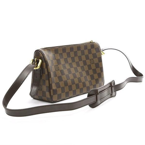 ba66f18f08ff Lyst - Louis Vuitton Damier Ravello Gm Shoulder Bag Long Strap N ...