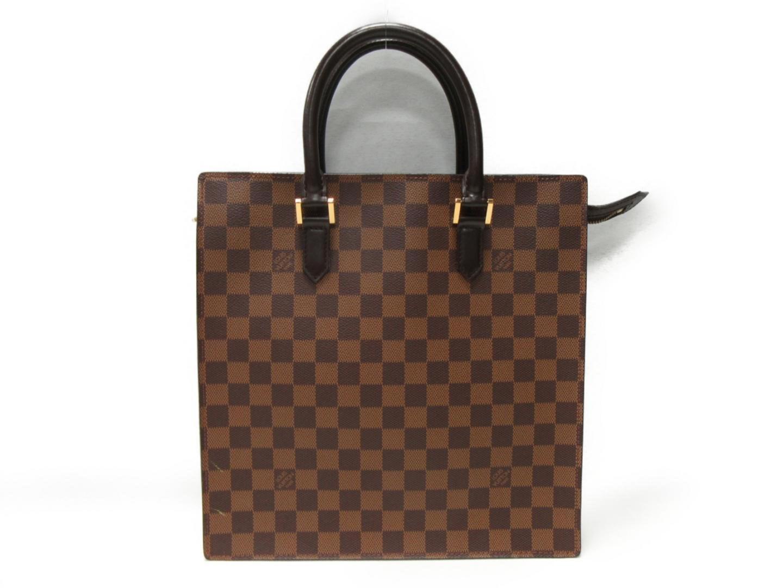 e8e6c4f532f6 Lyst - Louis Vuitton Authentic Venice Pm Tote Bag N51145 Damier ...