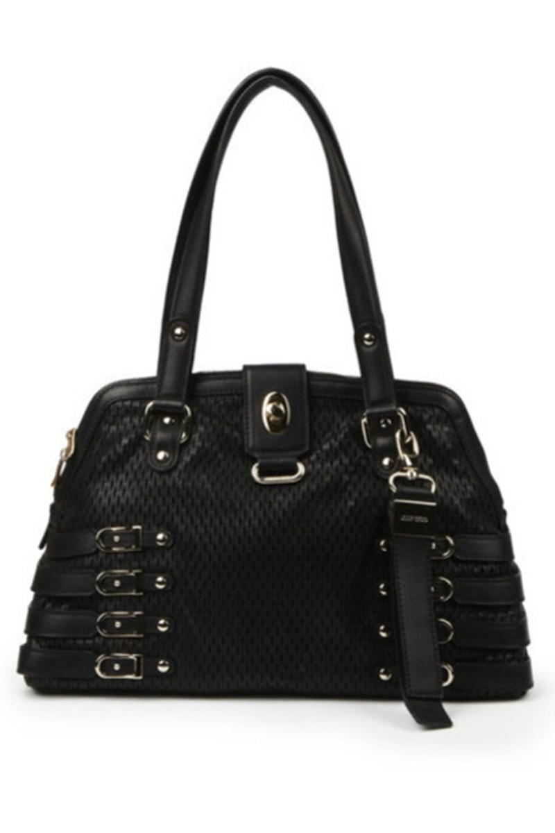 Lyst - Jimmy Choo Blanche Bag in Black 08ae14a76c