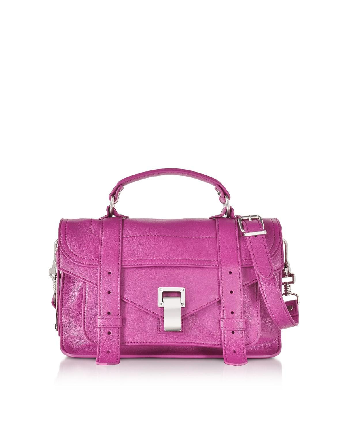 PS1+ Tiny - Pink & Purple Proenza Schouler A9wQdesc