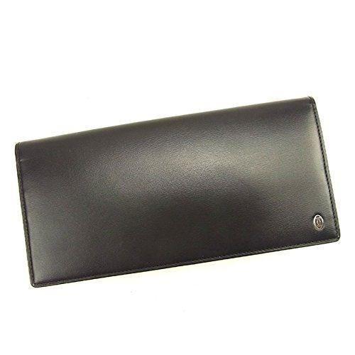 8ea64af7c2 Cartier Wallet Purse Pasha Ladies Men''s Used T633 in Black for Men ...