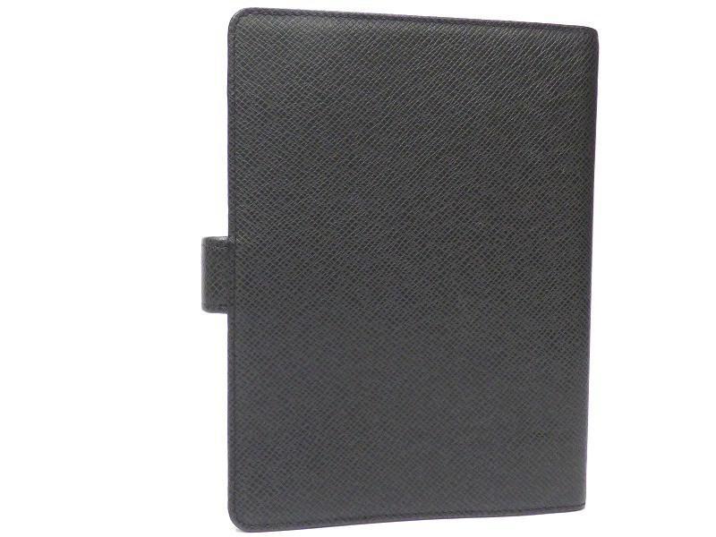 aa0e1e2c53d1 Lyst - Louis Vuitton Authentic Taiga Agenda Mm R20222 Day Planner ...