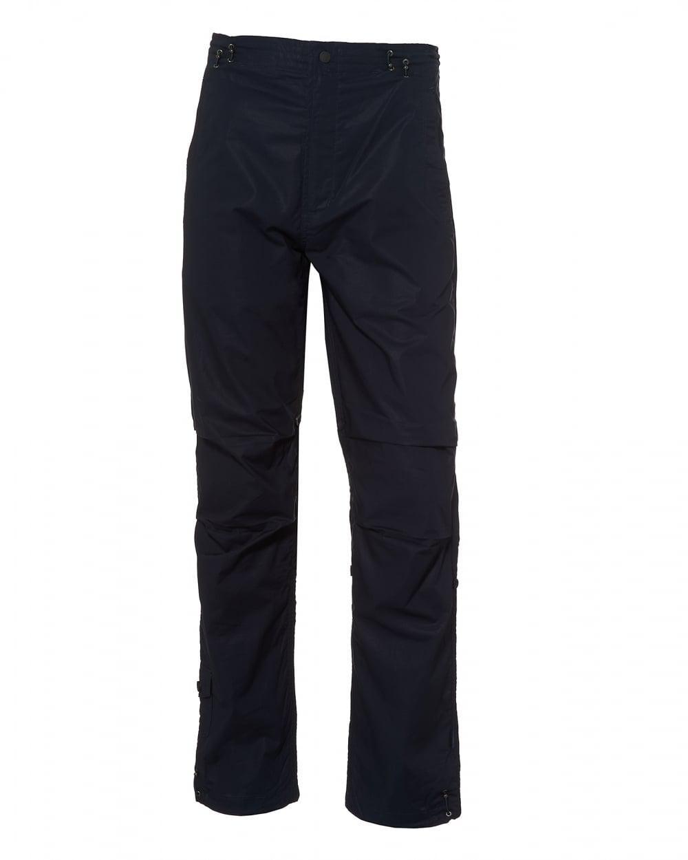 side printed trousers - Blue maharishi yfNWVJN