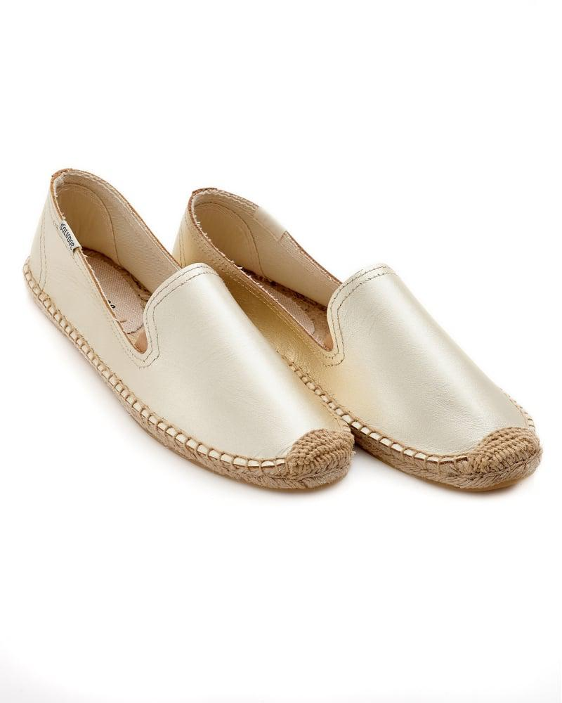 49ac191d3b49 Gallery. Previously sold at: Repertoire Fashion · Women's Leather  Espadrilles ...