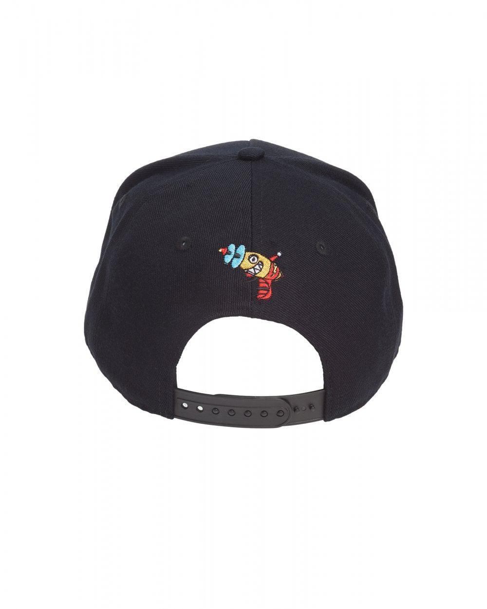 e79aaa225b8 Lyst - BBCICECREAM Arch Logo Snapback Cap