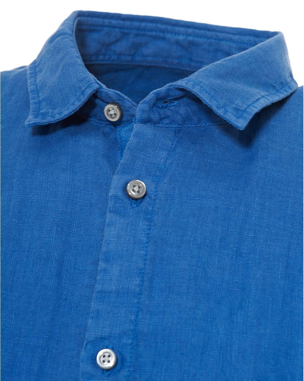 d4a8bbb5 Royal Blue Linen Shirts – EDGE Engineering and Consulting Limited