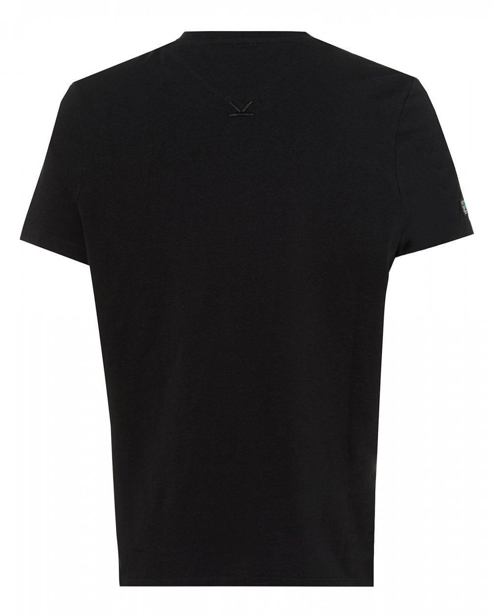 d2a5eb22d KENZO Logo Print T-shirt in Black for Men - Save 5% - Lyst