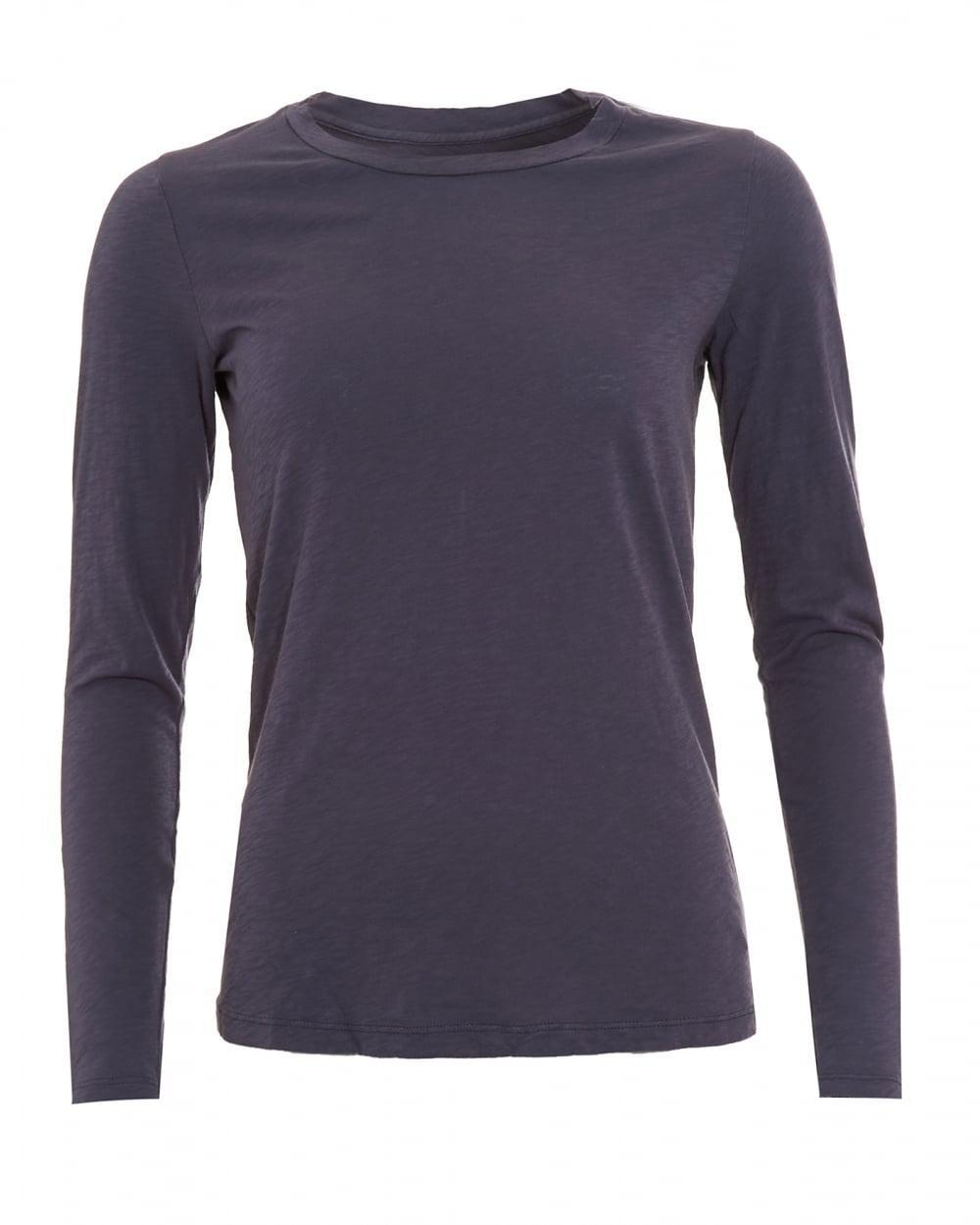 Lyst Velvet By Graham Amp Spencer Jessi T Shirt Long