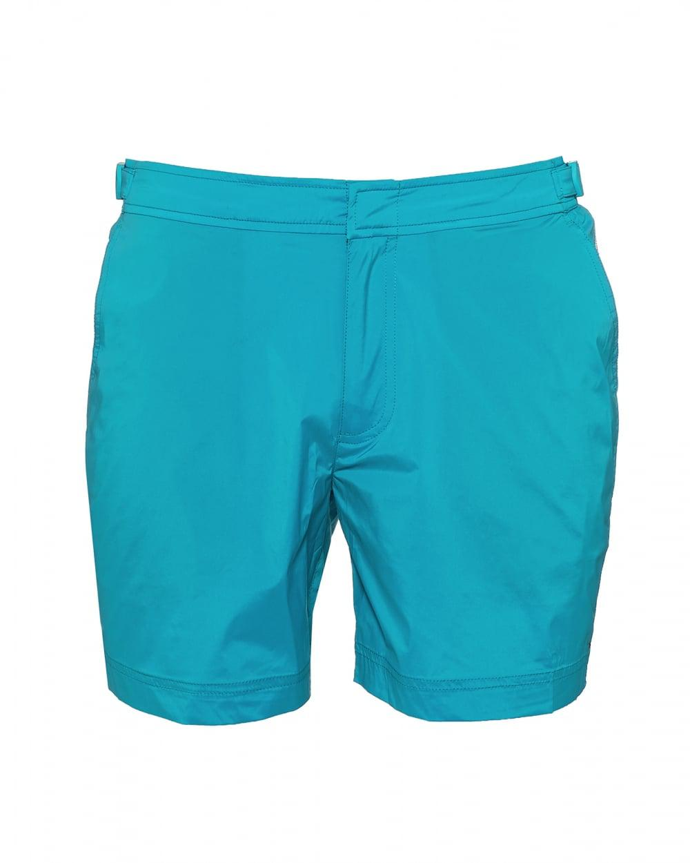 4e4db3925c8 Lyst - Orlebar Brown Bulldog Sport Swim Shorts, Azure Blue Swimming ...