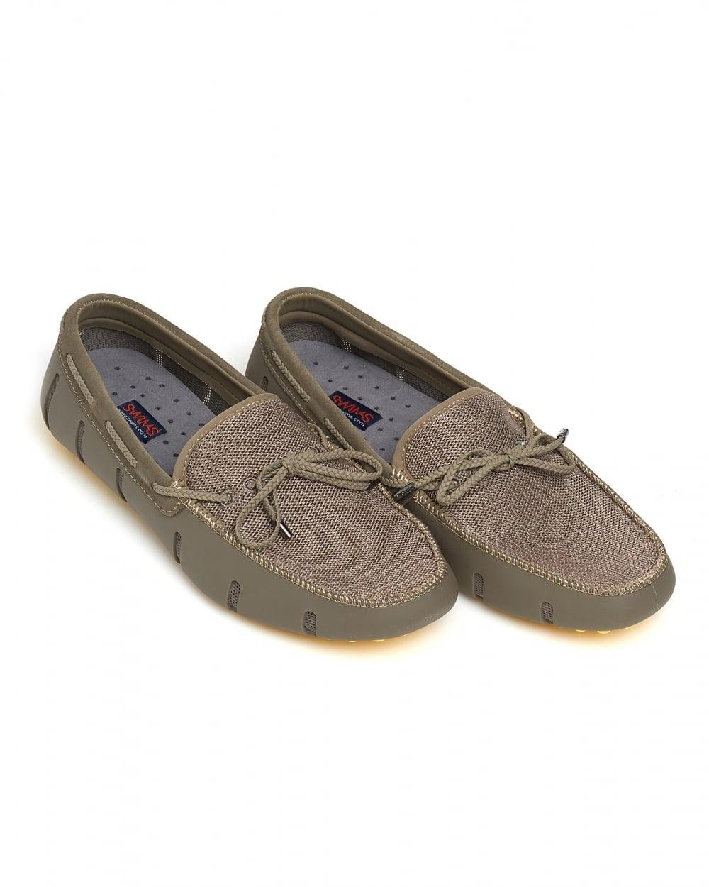 92743dcc57f Swims. Men s Natural Braided Lace Lux Loafer
