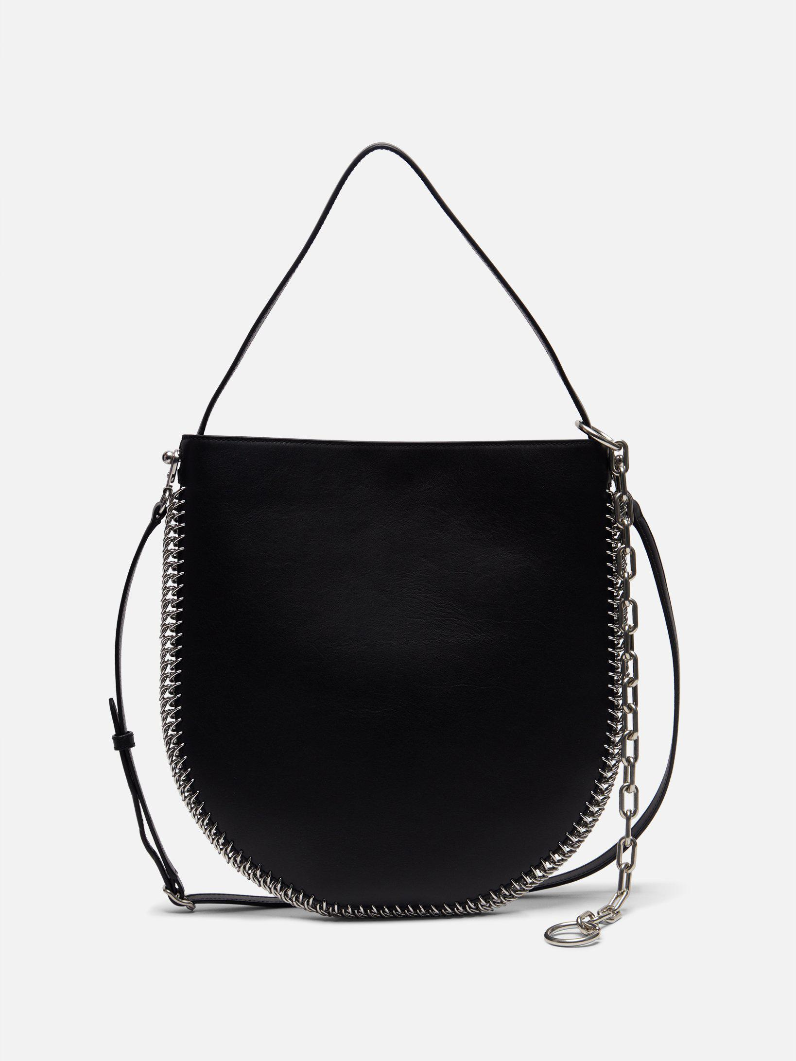 Real For Cheap Roxy Hobo Bag in Cashmere Goatskin Leather Alexander Wang Sast Cheap Online vYss23uPX
