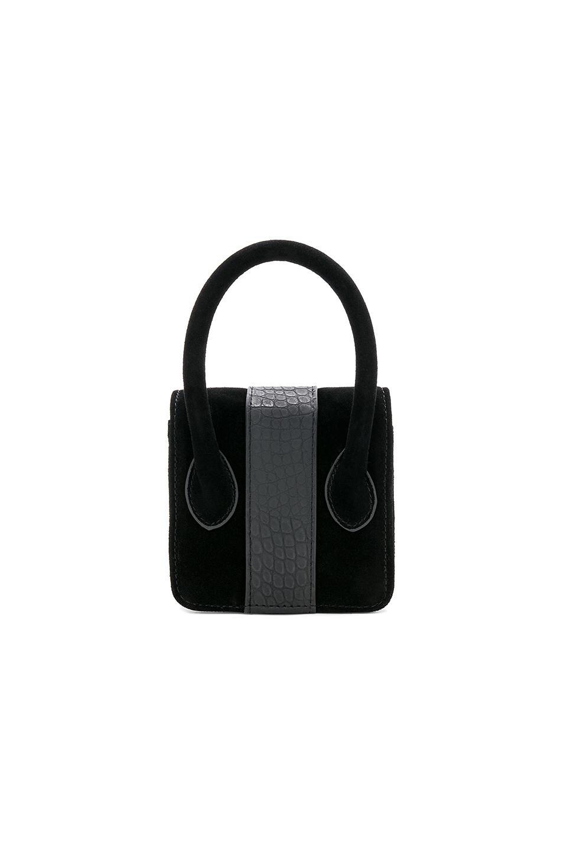 57d3f5ce91834 House of Harlow 1960 X Revolve Ilena Micro Bag in Black - Lyst