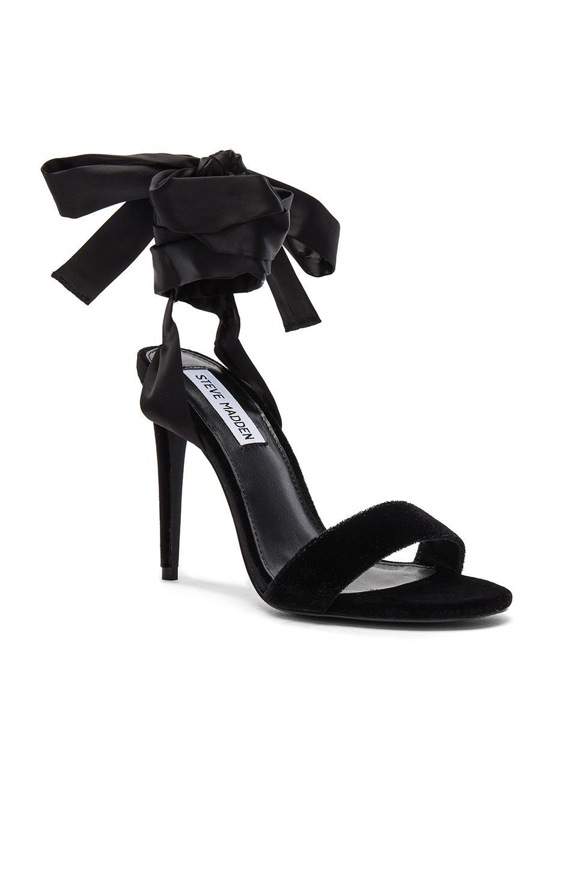 82af166d330 Lyst - Steve Madden Promise Heel in Black